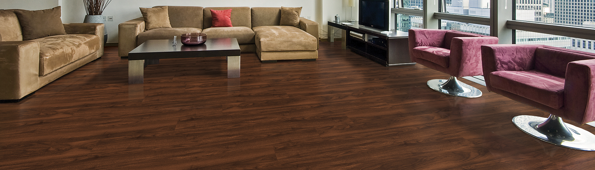Laminate floor pictures extravagant home design for Crystal springs hickory laminate